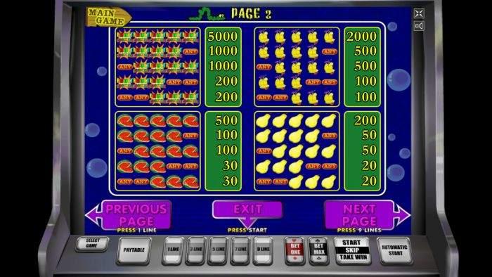 Игровые автоматы покер играть бесплатно и без регистрации в онлайн